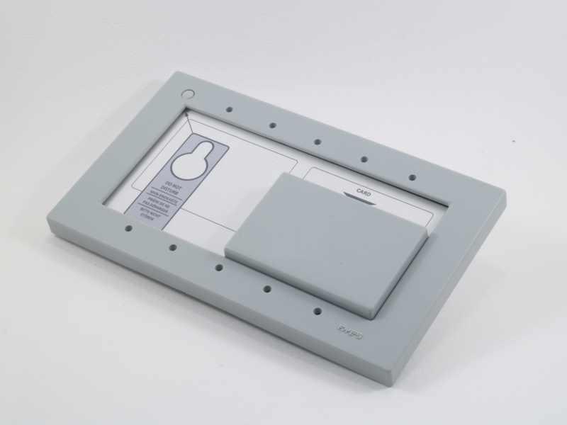 Internal Hotel RFID card reader